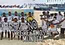Concacaf y sus árbitros vuelven a perjudicar a El Salvador.